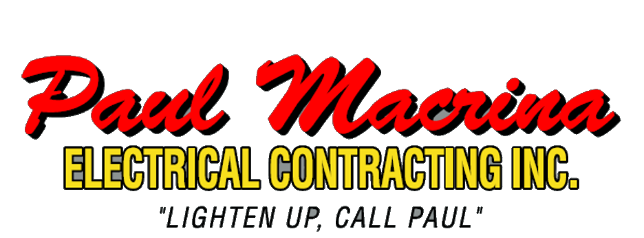 Paul Macrina Electrical Contracting Logo